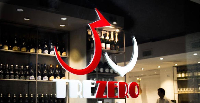 Presentazione dei nostri vini presso il TreZero Winebar